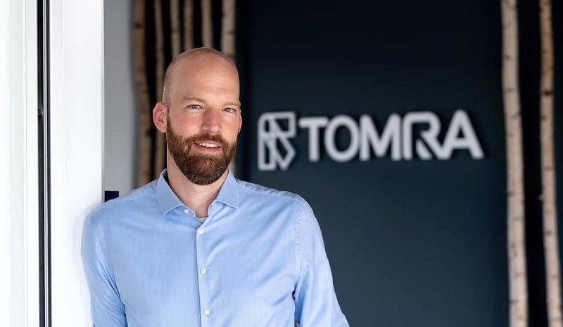 Felix Flemming - Head of Digital TOMRA Sorting
