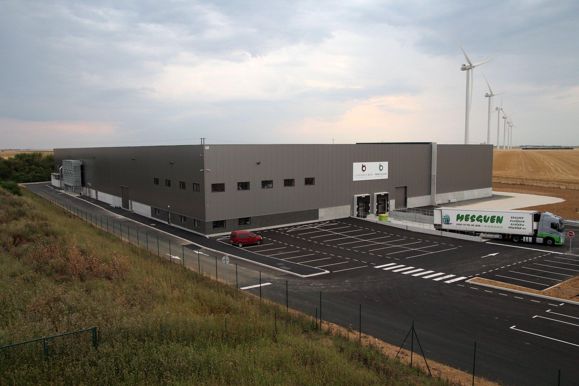 BCO usine