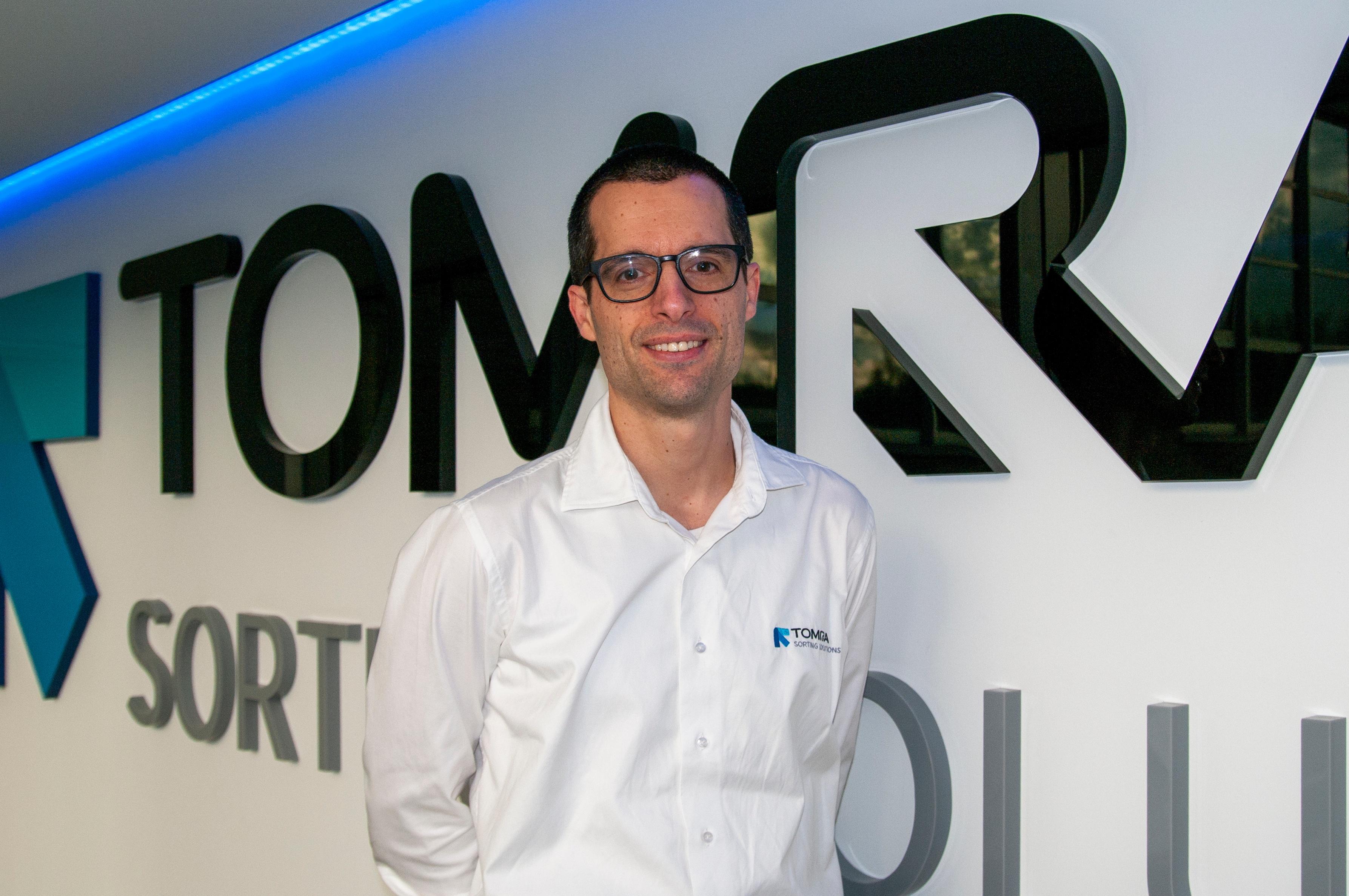 Bjorn Thumas_Director Business Development Food at TOMRA Sorting Solutions