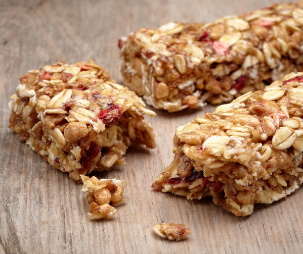 Healthe Nut and Fruit bar