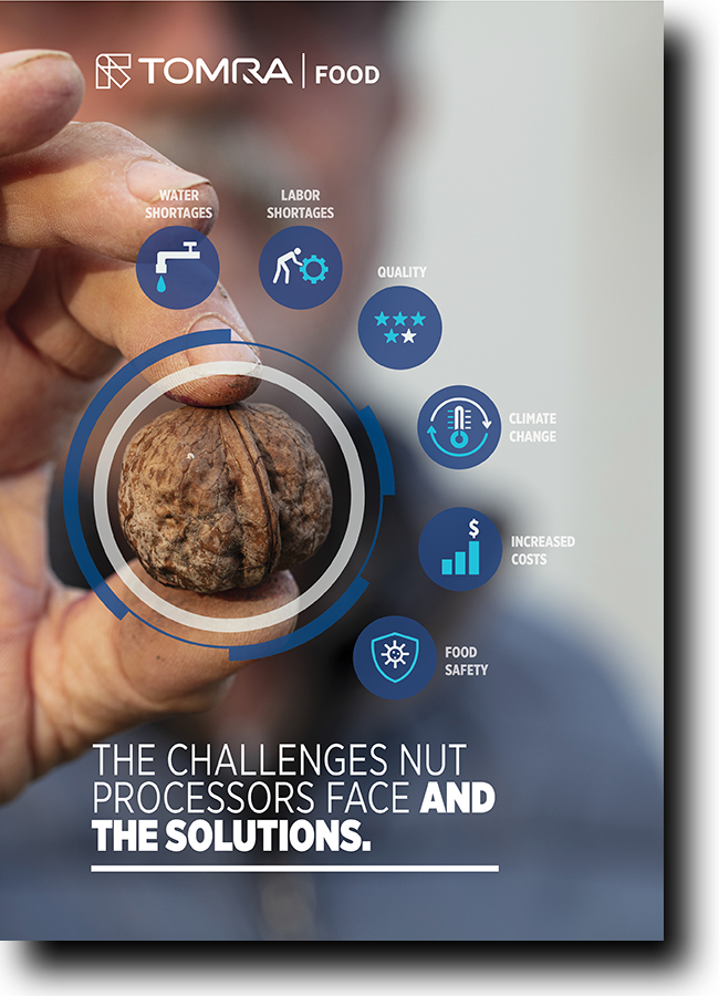 TOMRA Food-Nut campaign e-Book-cover page