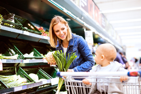 Supermarket of the future 2